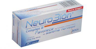 para que sirve el neurobion