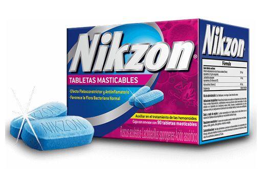 para que sirve el nikzon