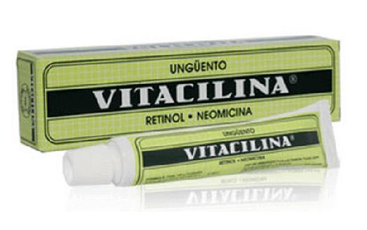 para que sirve la vitacilina