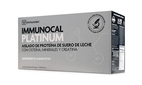 Para que sirve el immunocal