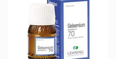 Para que sirve el gelsemium