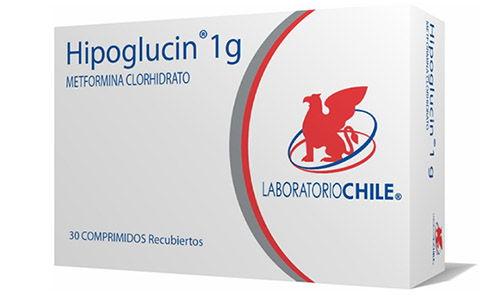 Para que sirve el hipoglucin
