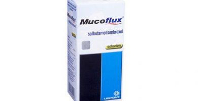 Para que sirve el mucoflux