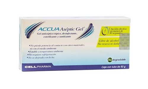 Para que sirve el Accua Aseptic Gel