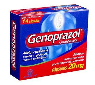 Para que sirve el genoprazol