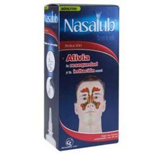 para que sirve el nasalub