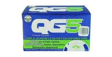 Para que sirve el qg5
